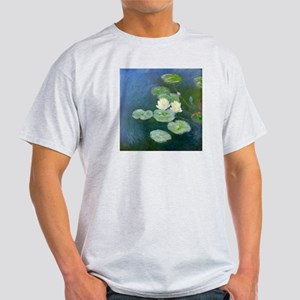 """Claude Monet"" Light T-Shirt"