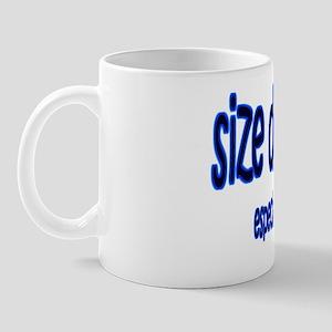 SizeMattersBigSQ Mug