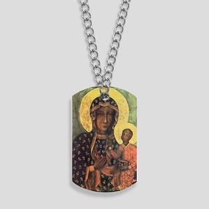 Our Lady of Czestochowa Dog Tags