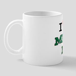 I Love Mexican Mami Mug