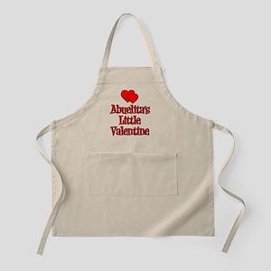 Abuelitas Little Valentine Apron