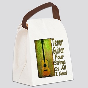Tenor Canvas Lunch Bag