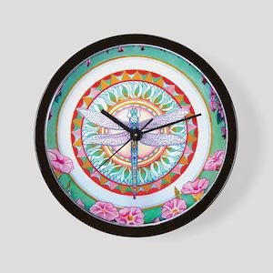 dragonflycafe Wall Clock