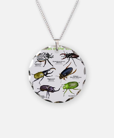 Beetles of the World Necklace