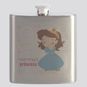 mommys princess Flask