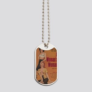 A Womans Woman-200 Dog Tags