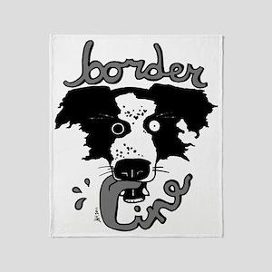 Border Line Throw Blanket