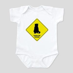 Fold Crossing Infant Bodysuit