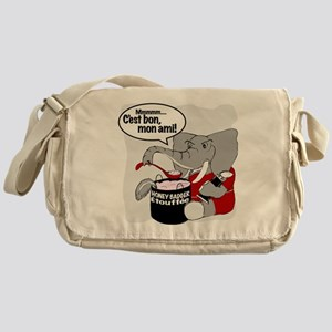 Bama.WORK Messenger Bag