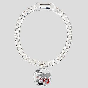 Bama.WORK Charm Bracelet, One Charm