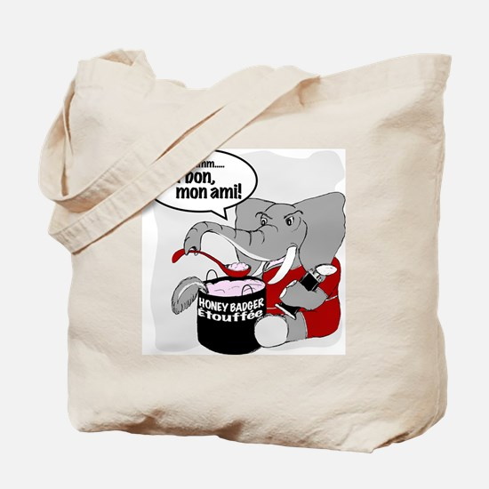Bama.WORK Tote Bag
