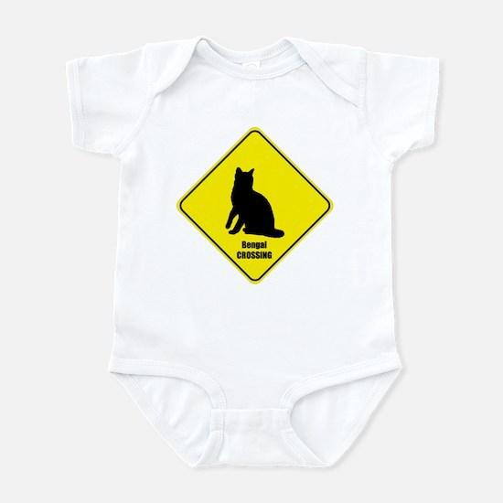 Bengal Crossing Infant Bodysuit