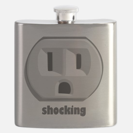 shockingEXTRAS Flask