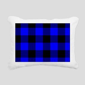 laptopskinscheckered Rectangular Canvas Pillow