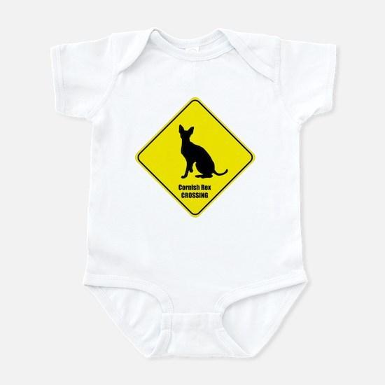 Rex Crossing Infant Bodysuit