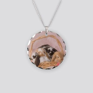 07basket5weeksIMG_5028 Necklace Circle Charm