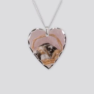 07basket5weeksIMG_5028 Necklace Heart Charm