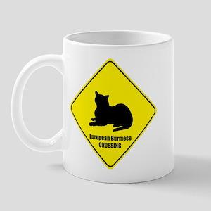 Burmese Crossing Mug