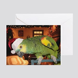 Cute Pet/ Kona The Amazon Greeting Cards