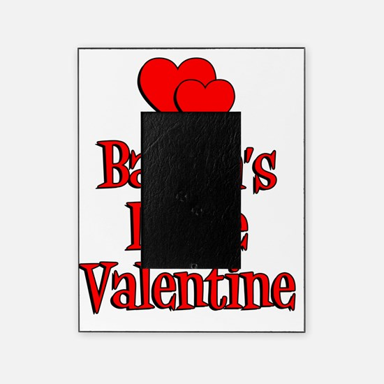 Babcias LIttle Valentine Picture Frame