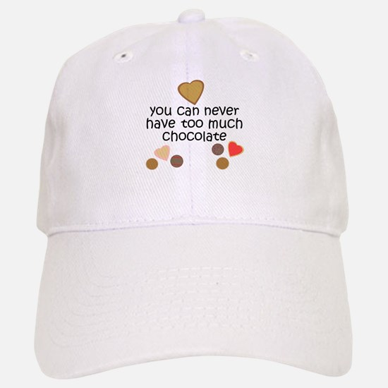 Chocolate Lover Baseball Baseball Cap