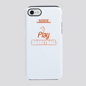Real Girls Play Basketball iPhone 7 Tough Case