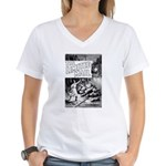 The Limited Mail 1899 Women's V-Neck T-Shirt