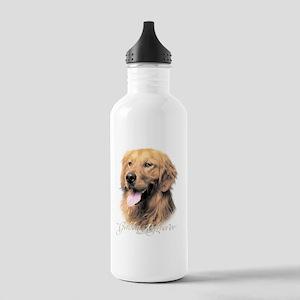 scriptgolden2 Stainless Water Bottle 1.0L