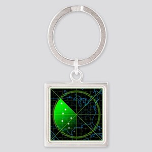 reda3a Square Keychain