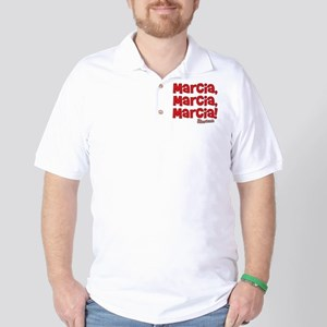 marcia-marcia-marcia Golf Shirt