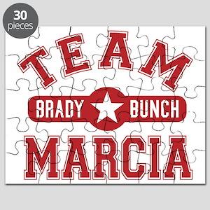 brady-bunch-team-marcia Puzzle