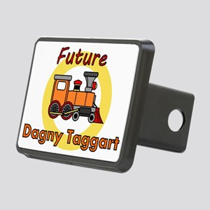 Future Dagny Taggart Rectangular Hitch Cover