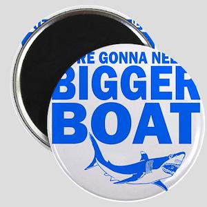 BiggerBoatJaws Magnet