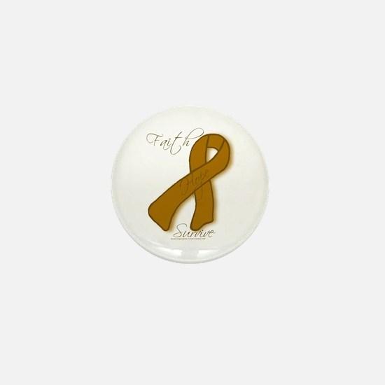 Anti-Tobacco Support Mini Button
