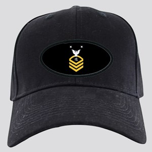 Navy ITCM<BR> Black Cap
