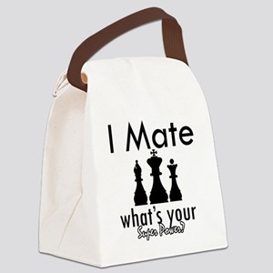 imate Canvas Lunch Bag