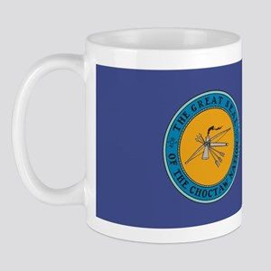 Choctaw Flag Mug