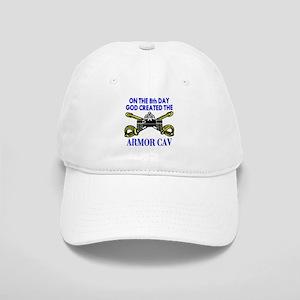 8th Day God Created Armor Cav Cap