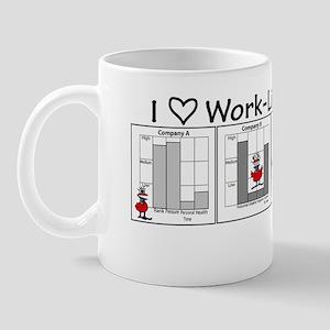 Work-Life Balance Mug