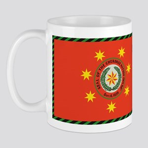 Cherokee Nation Oklahoma Mug