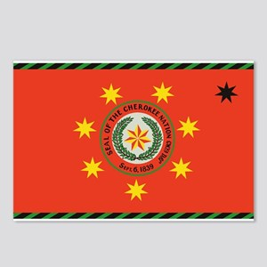 Cherokee Nation Oklahoma Postcards (Package of 8)