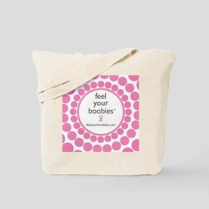 poster_circles_reglogo_small16x20 Tote Bag