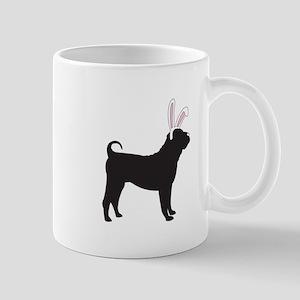 Shar Pei Bunny Mug
