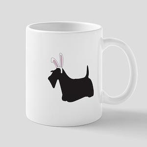 Scottie Bunny Mug
