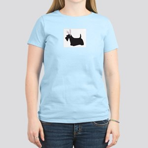 Scottie Bunny Women's Light T-Shirt
