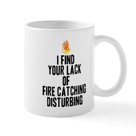 Fire Catching Mugs