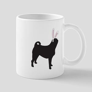 Pug Bunny Mug