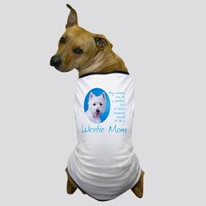 Westie Mom Dog T-Shirt