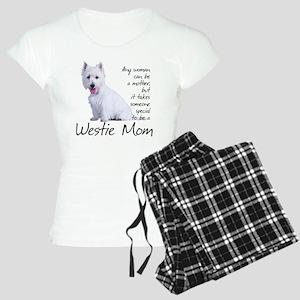 Westie Mom Women's Light Pajamas