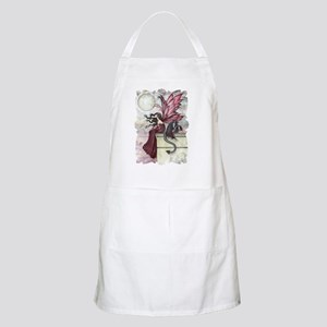 Restless ruby Apron